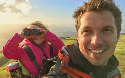 3 façons de porter son enfant en randonnée
